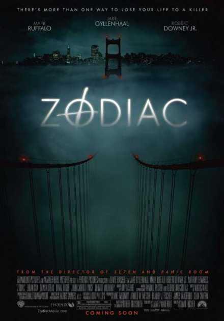 فيلم Zodiac 2007 مترجم