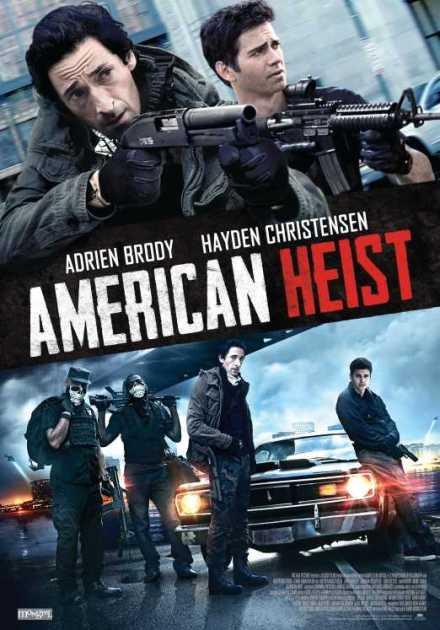 فيلم American Heist 2014 مترجم
