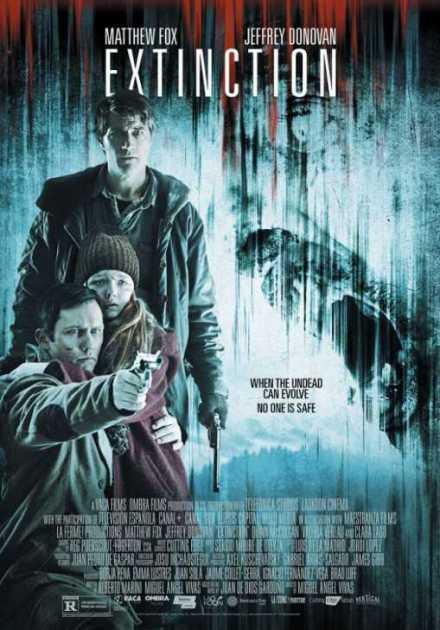 فيلم Extinction 2015 مترجم