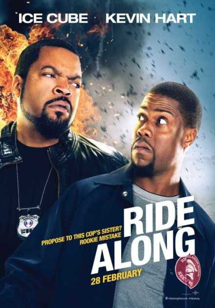 فيلم Ride Along 2014 مترجم