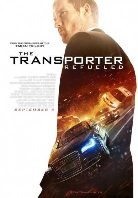 فيلم The Transporter Refueled 2015 مترجم