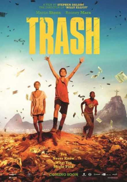 فيلم Trash 2014 مترجم