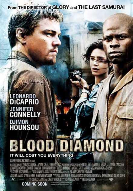 فيلم Blood Diamond 2006 مترجم