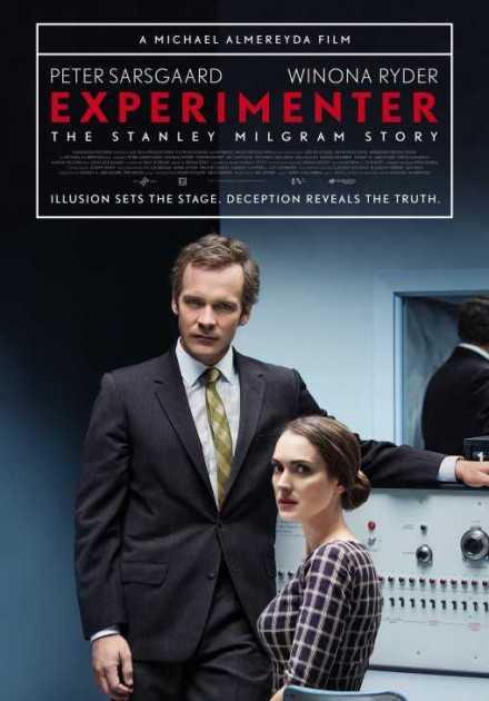 فيلم Experimenter 2015 مترجم