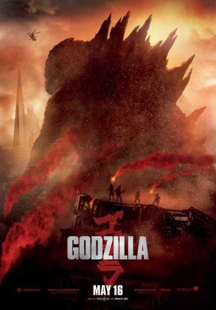 فيلم Godzilla 2014 مترجم