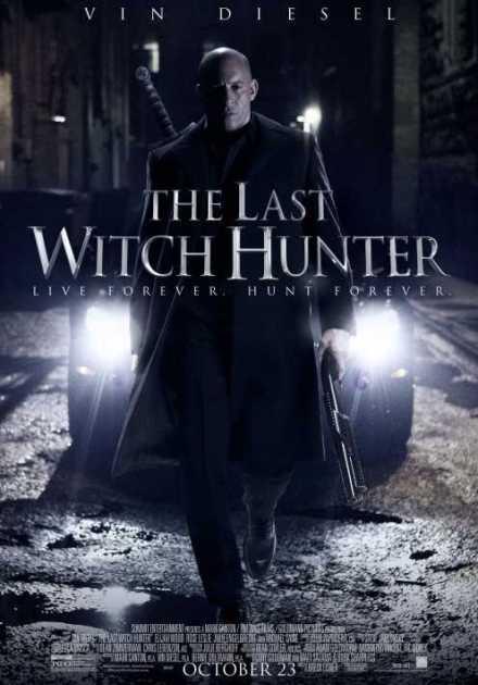 فيلم The Last Witch Hunter 2015 مترجم