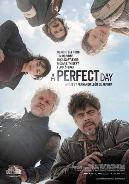 فيلم A Perfect Day 2015 مترجم
