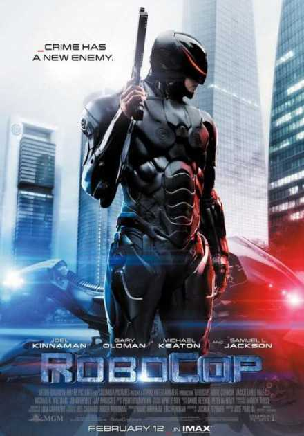 فيلم RoboCop 2014 مترجم