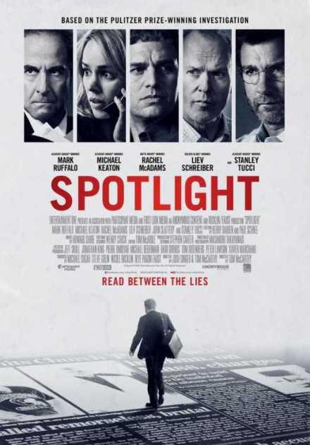 فيلم Spotlight 2015 مترجم