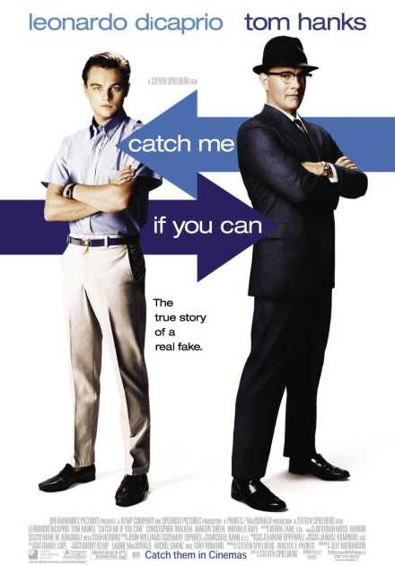 فيلم Catch Me If You Can 2002 مترجم