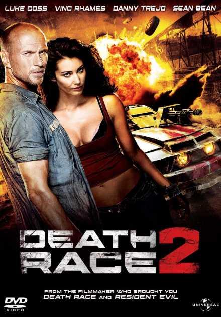 فيلم Death Race 2 2010 مترجم