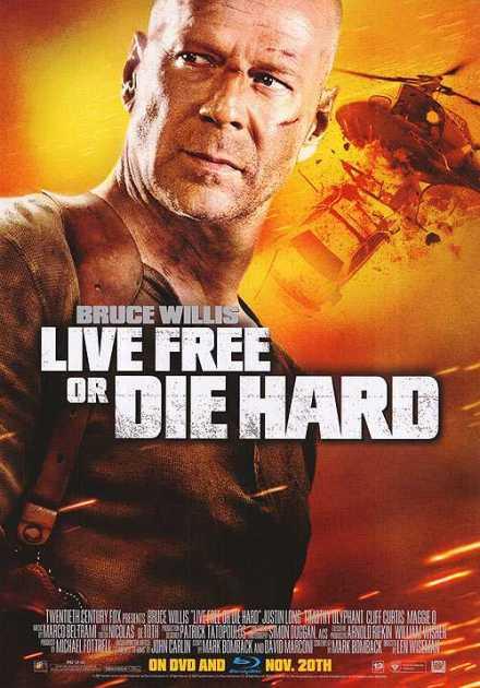 فيلم Die Hard 4 2007 مترجم