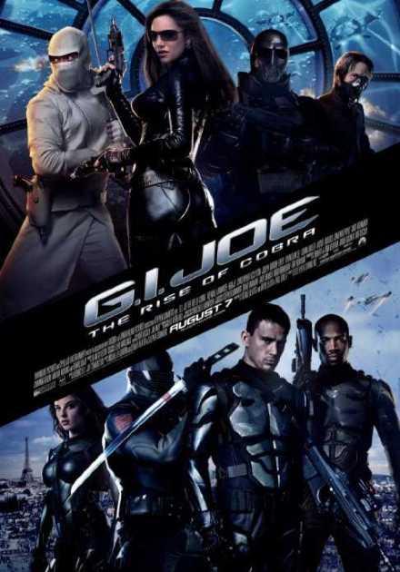 فيلم G.I. Joe: The Rise of Cobra 2009 مترجم