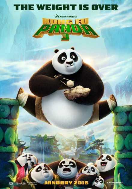 فيلم Kung Fu Panda 3 2016 مترجم