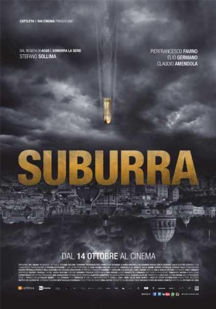 فيلم Suburra 2015 مترجم