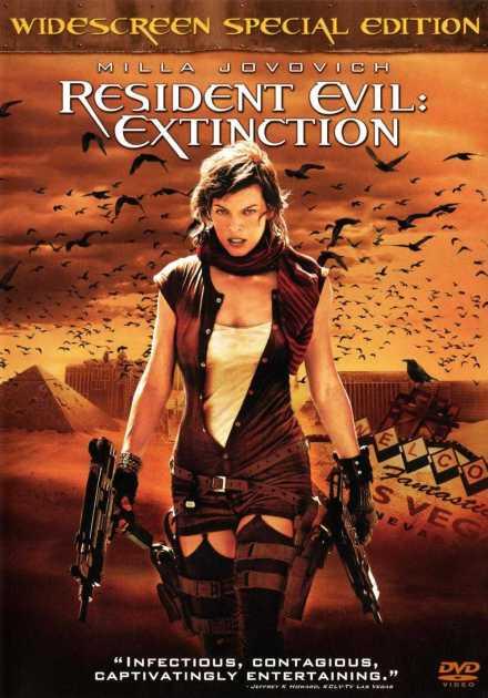 فيلم Resident Evil 3: Extinction 2007 مترجم