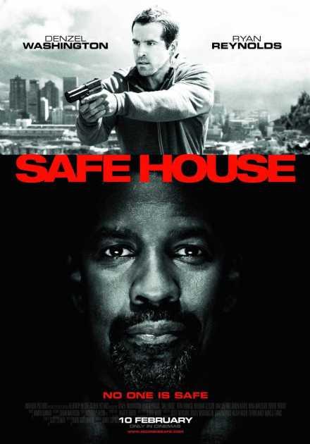 فيلم Safe House 2012 مترجم