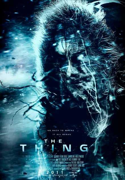 فيلم The Thing 2011 مترجم