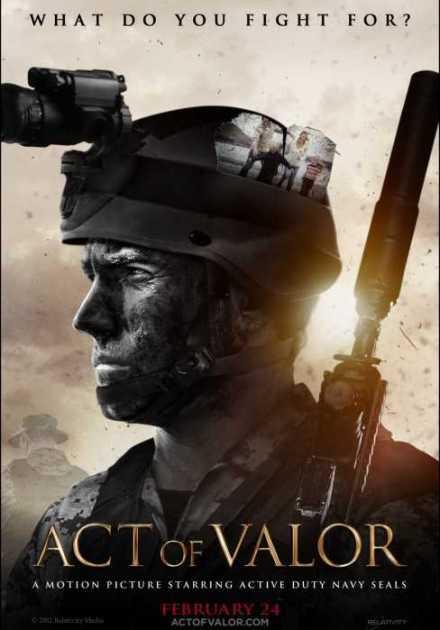 فيلم Act of Valor 2012 مترجم