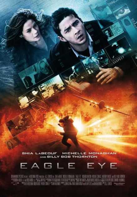 فيلم Eagle Eye 2008 مترجم