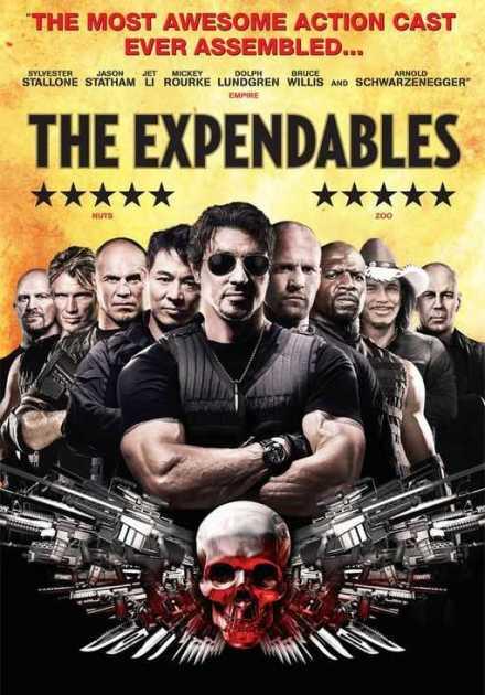 فيلم The Expendables 2010 مترجم