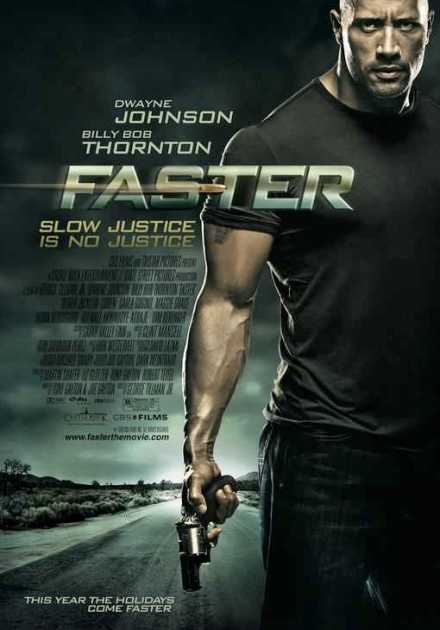 فيلم Faster 2010 مترجم