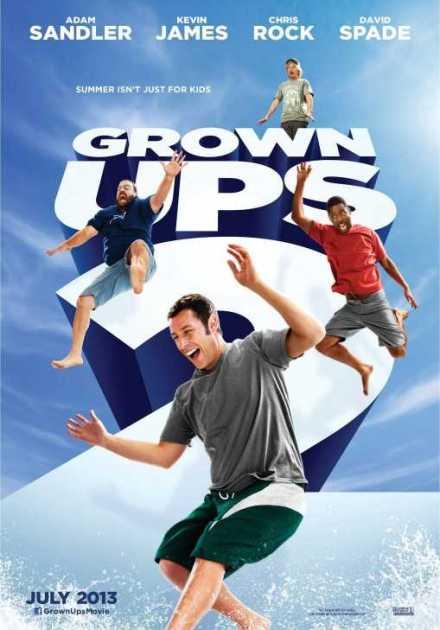 فيلم Grown Ups 2 2013 مترجم
