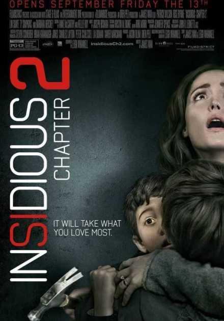 فيلم Insidious: Chapter 2 2013 مترجم