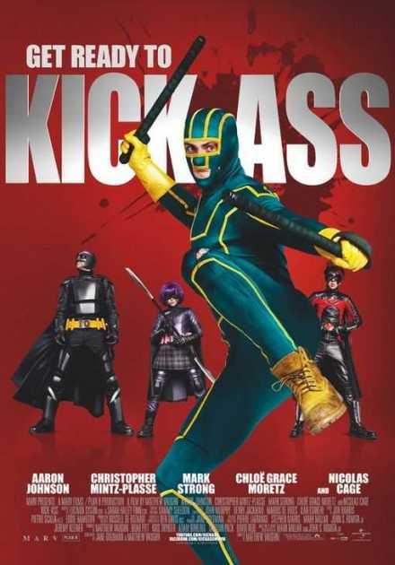 فيلم Kick-ass 2010 مترجم