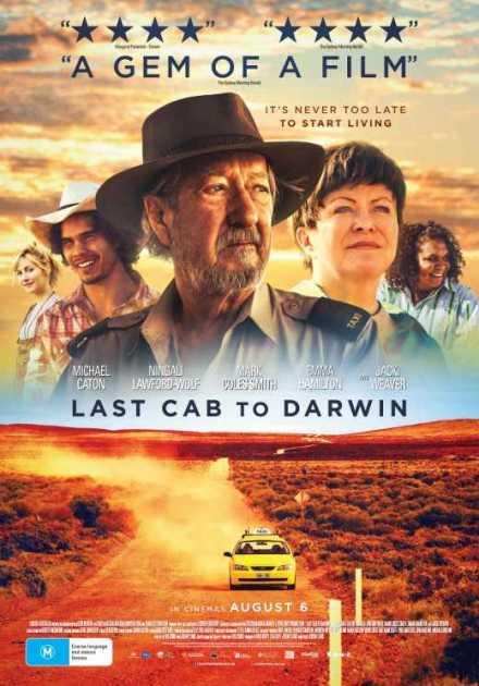 فيلم Last Cab to Darwin 2015 مترجم