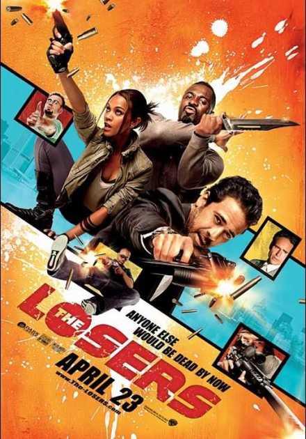 فيلم The Losers 2010 مترجم
