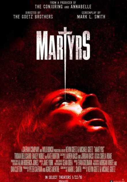 فيلم Martyrs 2015 مترجم