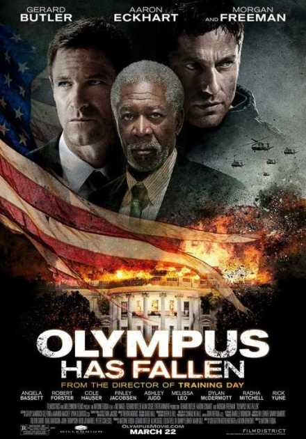 فيلم Olympus Has Fallen 2013 مترجم