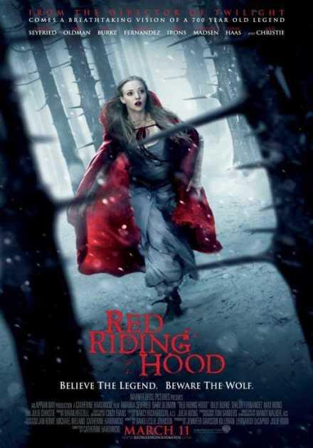 فيلم Red Riding Hood 2011 مترجم