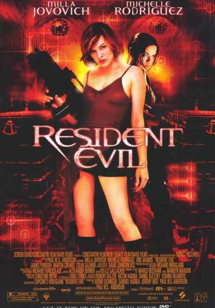فيلم Resident Evil 2002 مترجم
