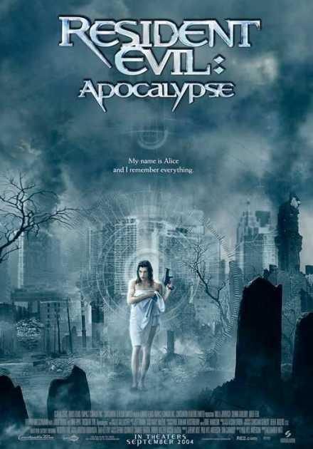 فيلم Resident Evil: Apocalypse 2004 مترجم