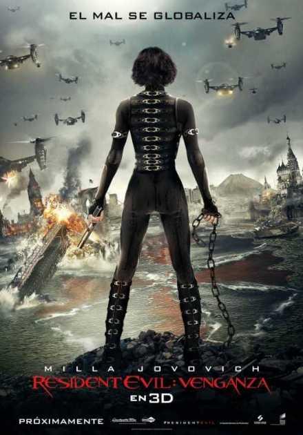 فيلم Resident Evil: Retribution 2012 مترجم