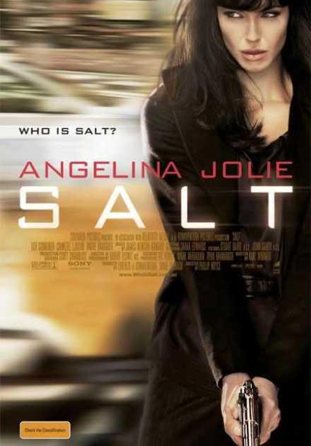 فيلم Salt 2010 مترجم