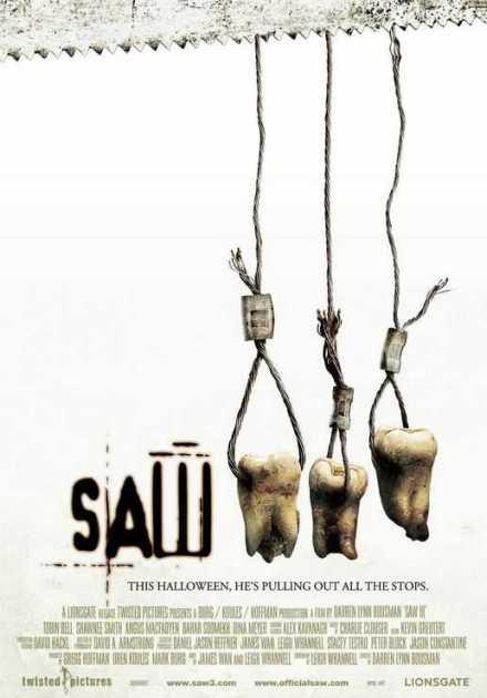 فيلم Saw III 2006 مترجم