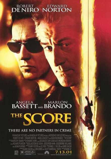 فيلم The Score 2001 مترجم