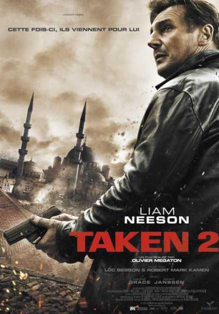 فيلم Taken 2 2012 مترجم