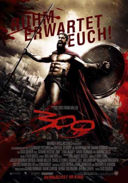 فيلم 2006 300 مترجم