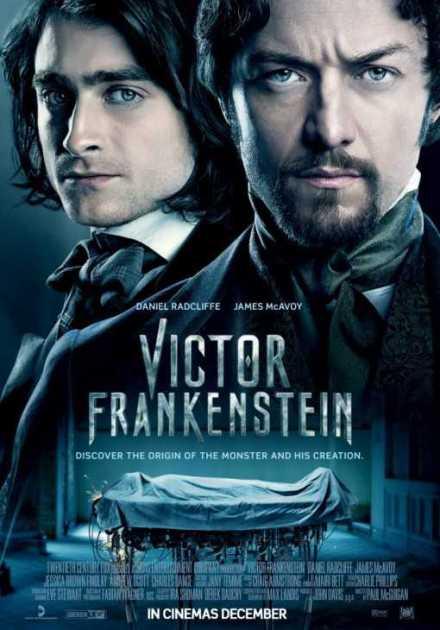 فيلم Victor Frankenstein 2015 مترجم