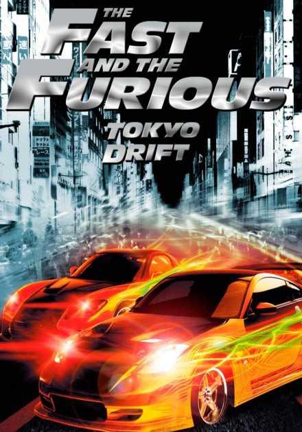 فيلم The Fast & The Furious: Tokyo Drift 2006 مترجم