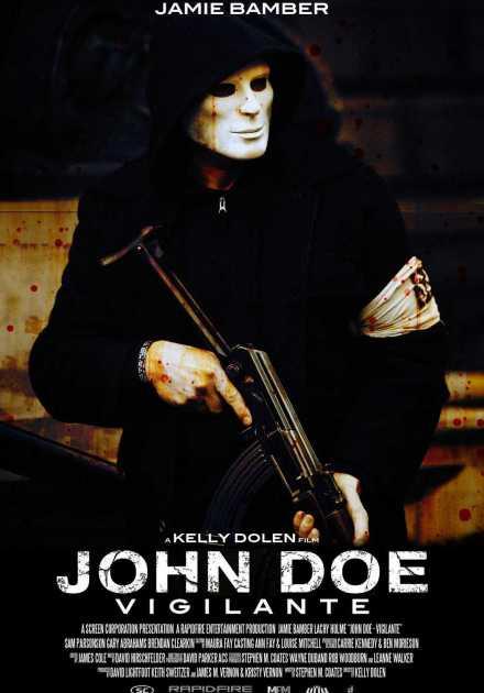 فيلم John Doe Vigilante 2014 مترجم