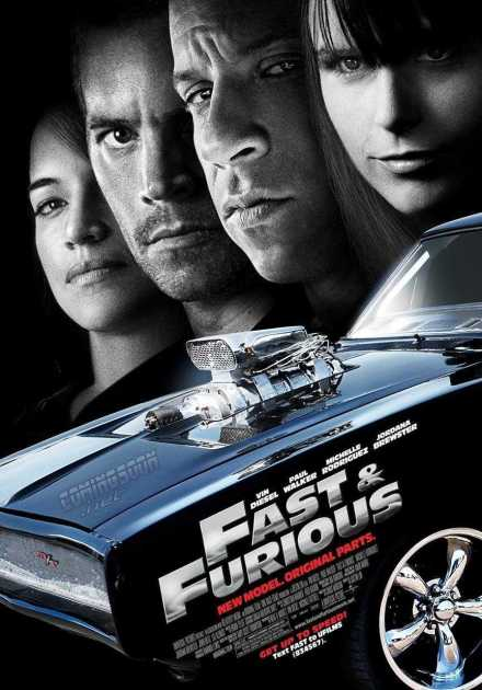 فيلم Fast and Furious 2009 مترجم
