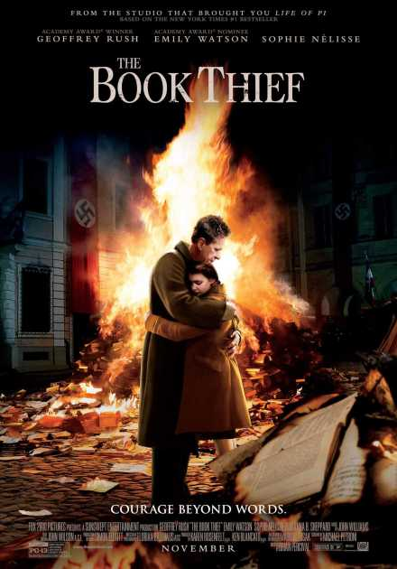 فيلم The Book Thief 2013 مترجم