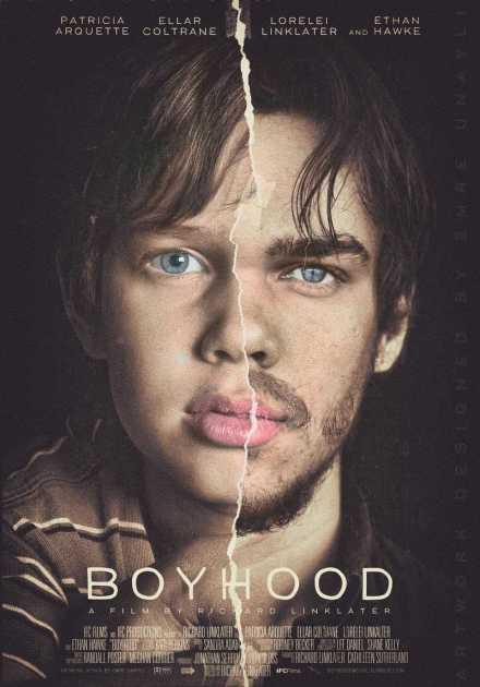 فيلم Boyhood 2014 مترجم