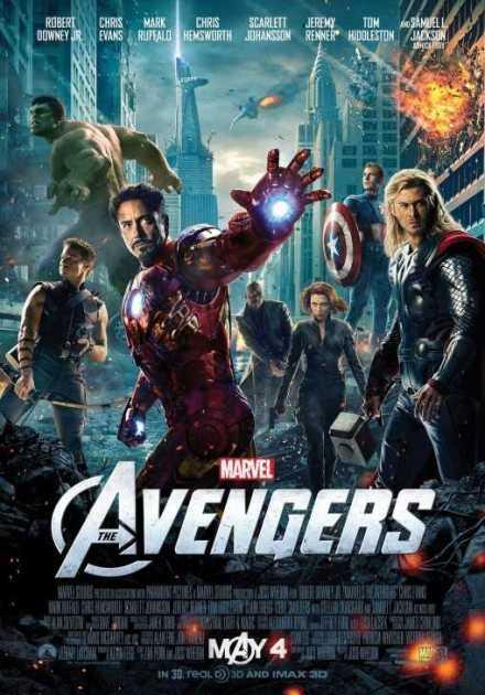 فيلم The Avengers 2012 مترجم