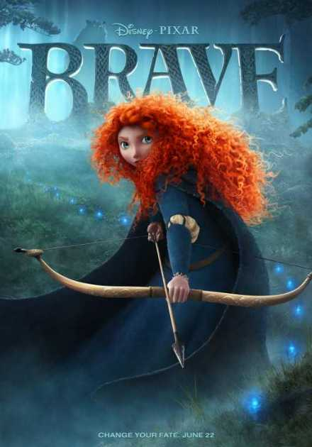فيلم Brave 2012 مترجم